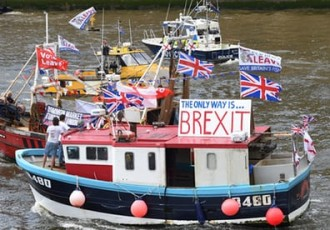 UK to 'take back control' of waters after exiting fishing convention