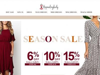 appealinglady.com
