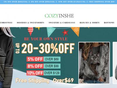 cozyinshe.com