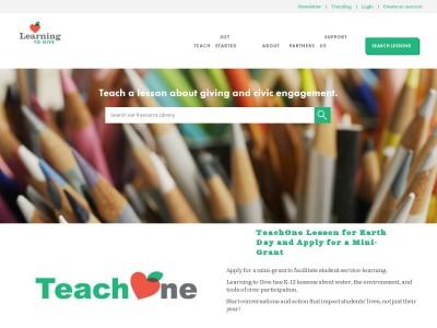 learningtogive.org