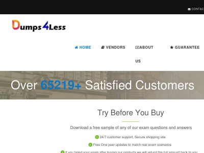 dumps4less.com