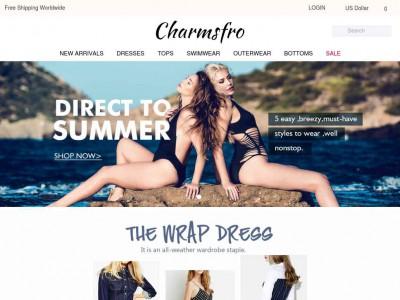 charmsfro.com