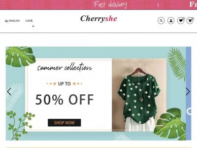 cherryshe.com