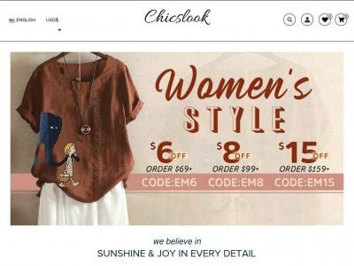 chicslook.com