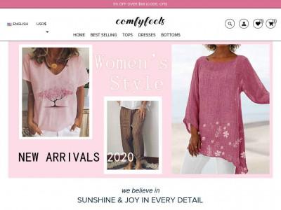 comfyfeels.com