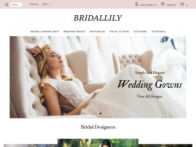 bridallily.com