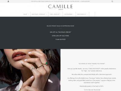camillejewelry.com