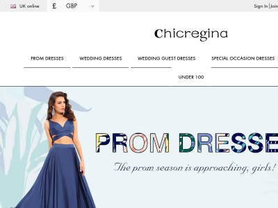 chicregina.co.uk