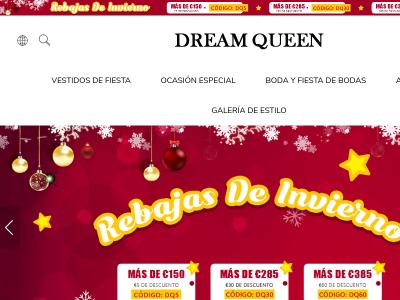 dreamqueen.es