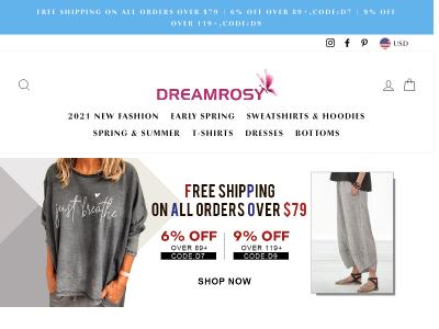 dreamrosy.com