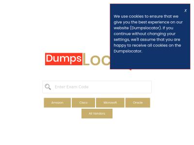 dumpslocator.com