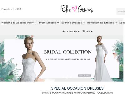eliegowns.com