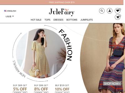 julefairy.com