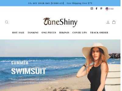 juneshiny.com