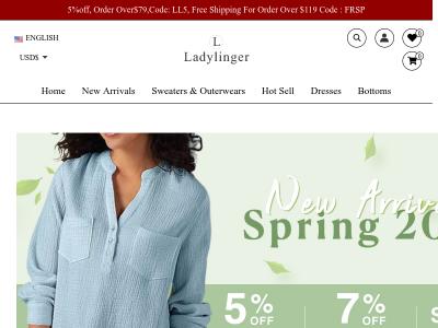 ladylinger.com