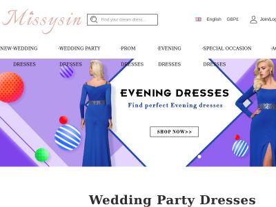 missysin.co.uk
