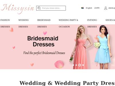 missysin.co.za