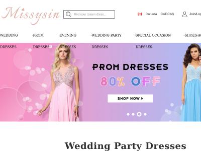 missysinca.com