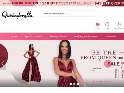 queenderella.com