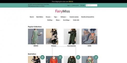 Fairymiss.com reviews