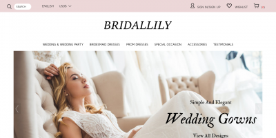 bridallily