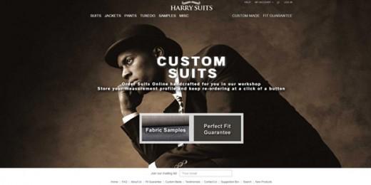 HarrySuits.com reviews