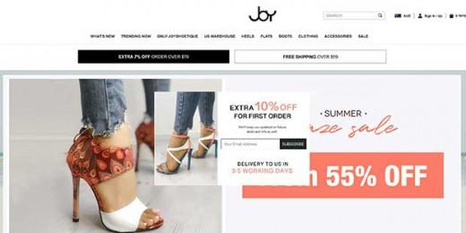 Joyshoetique.com reviews