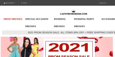 ladypromdress.com reviews