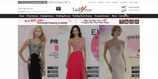LadyStyle.co.uk reviews