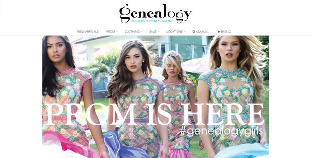 GenealogyDresses.com