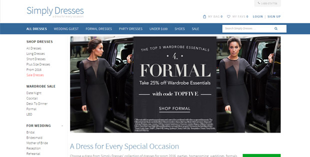 SimplyDresses