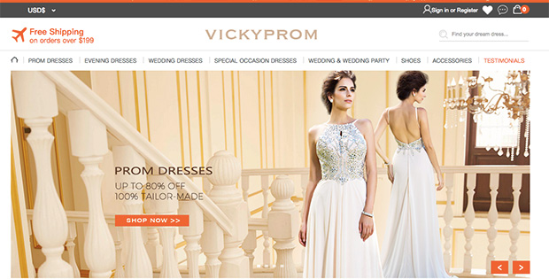 Vickyprom.com