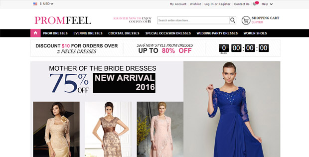 PromFeel.com