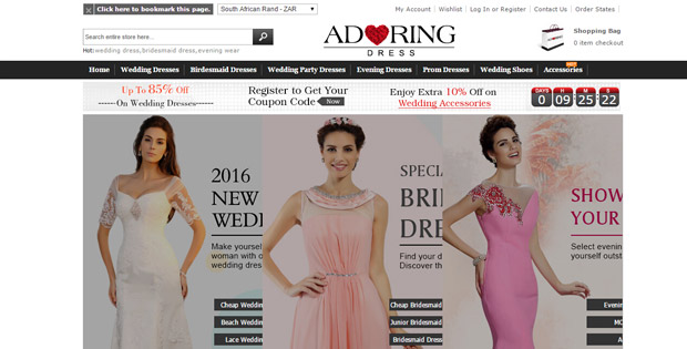 AdoringDress.co.za