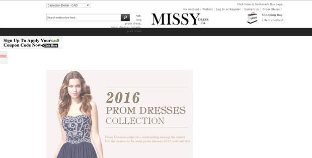MissyDress.ca