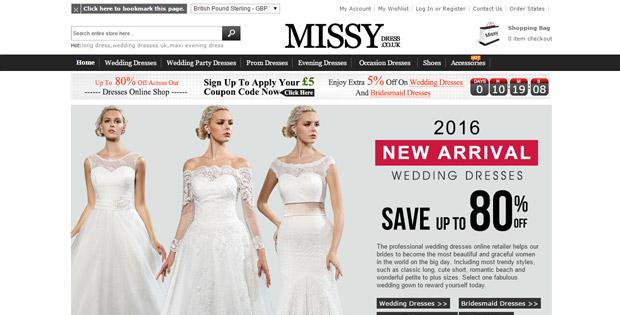 MissyDress.co.uk