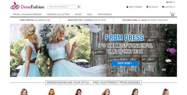DressFashion.co.uk