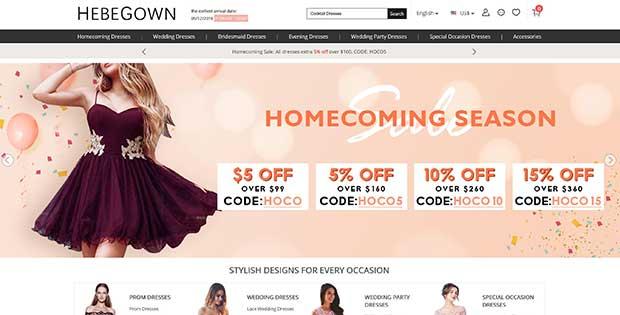 Hebegown.com