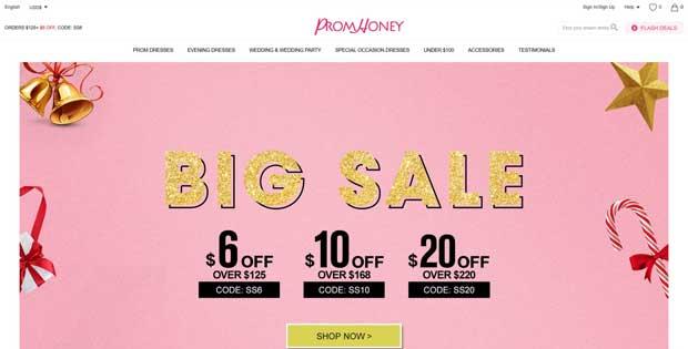 Promhoney.com